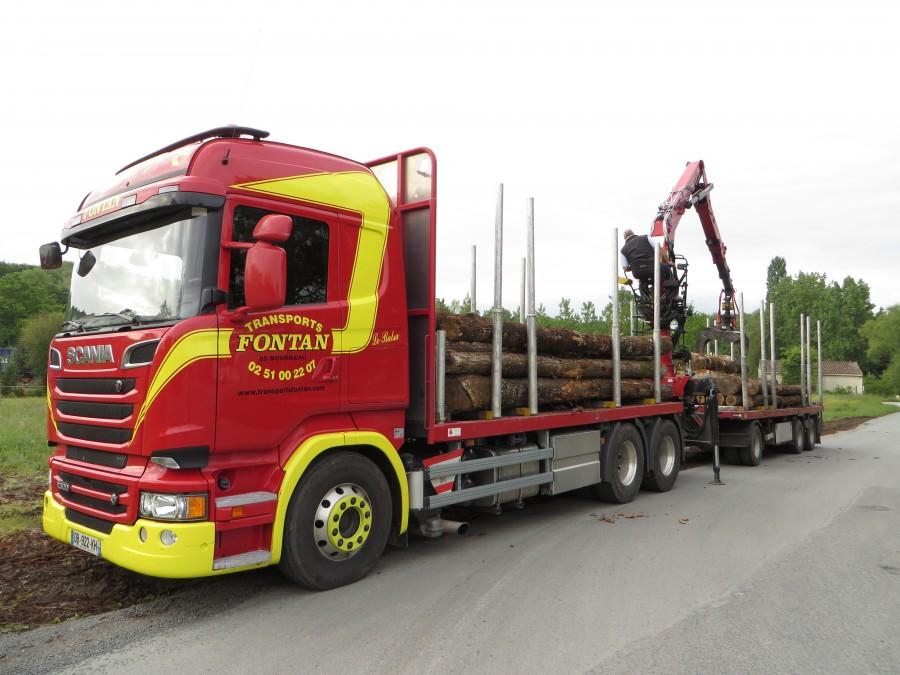grumes fret industriel 37 42 camion remorque. Black Bedroom Furniture Sets. Home Design Ideas